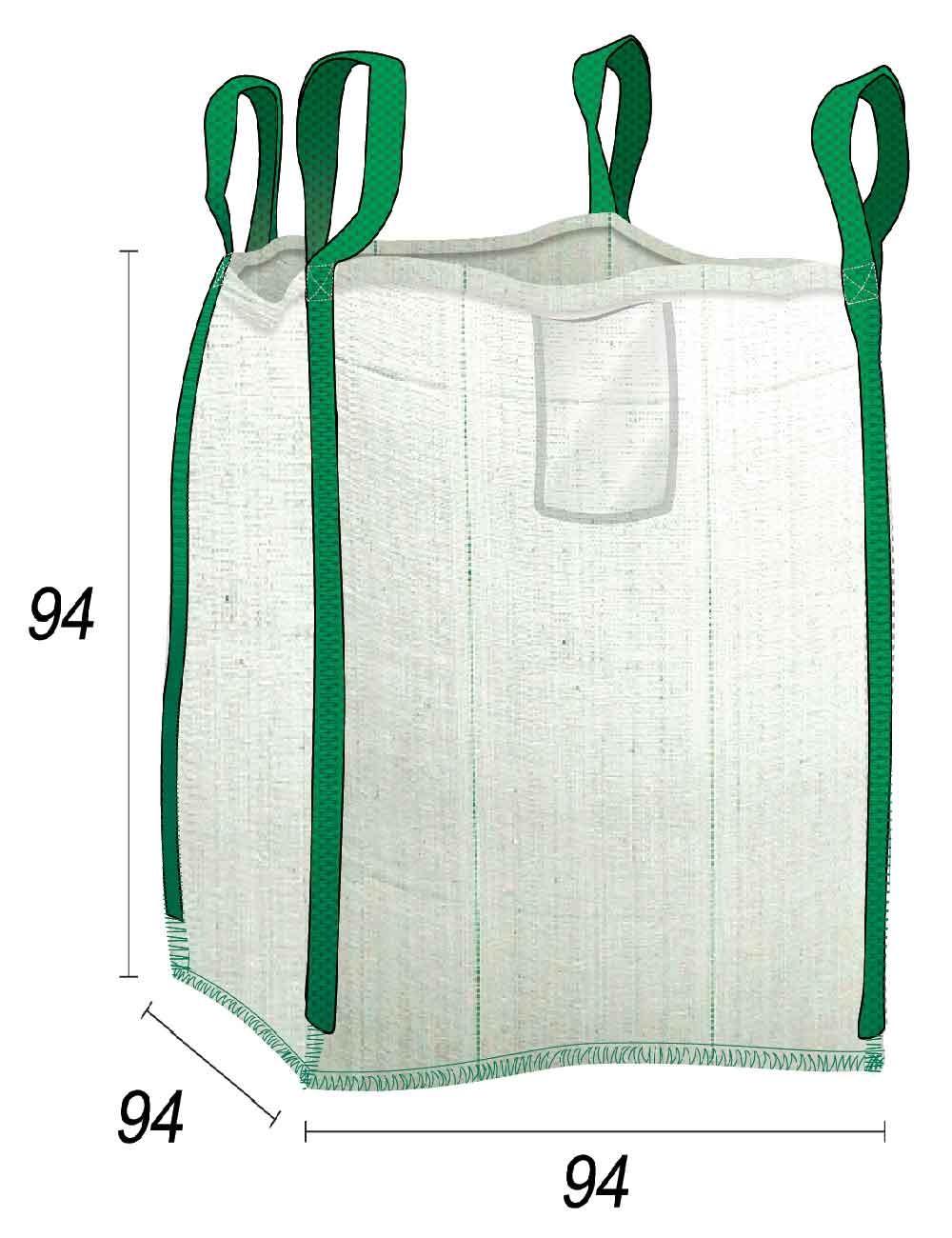 Big Bag 1 tonne à Prix Spécial - 90X90X90