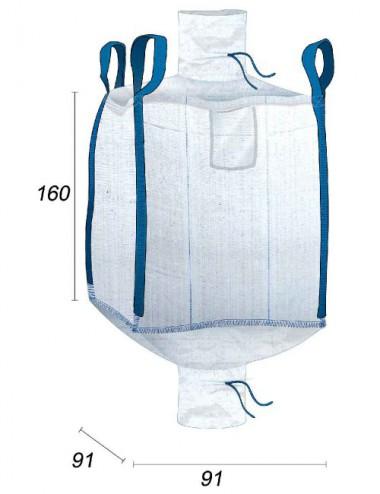 Big Bag Agréé contact Alimentaire