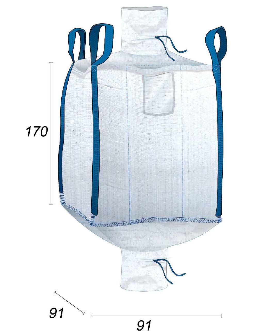 Big Bag Etanche Farines & denrées Alimentaires