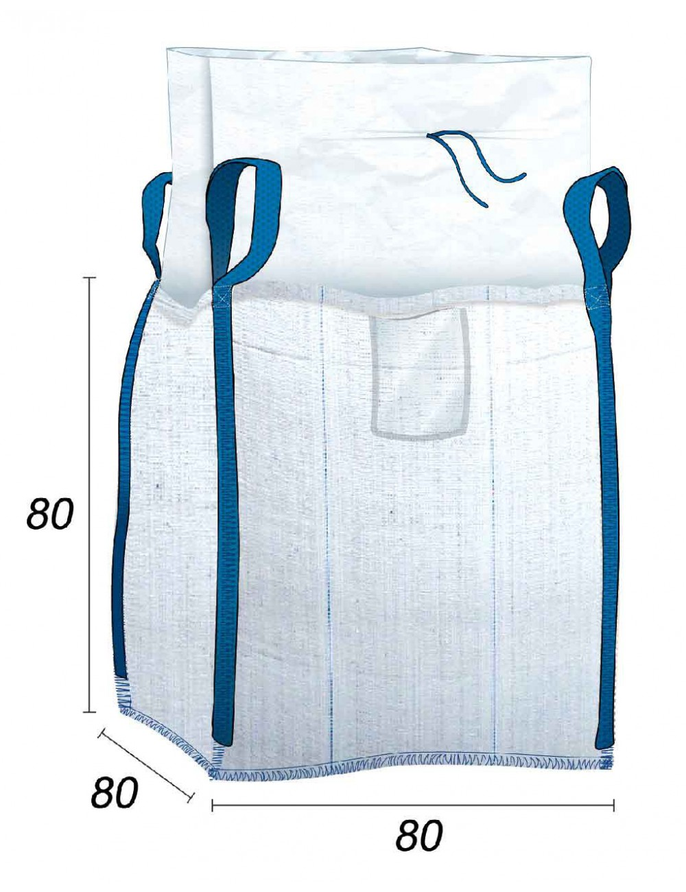 Big Bag Matériaux Copeaux Ferreux & Métalliques