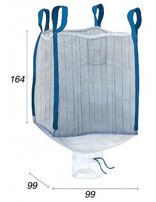 Big Bag Ventilé Ecorces & Plaquettes Bois