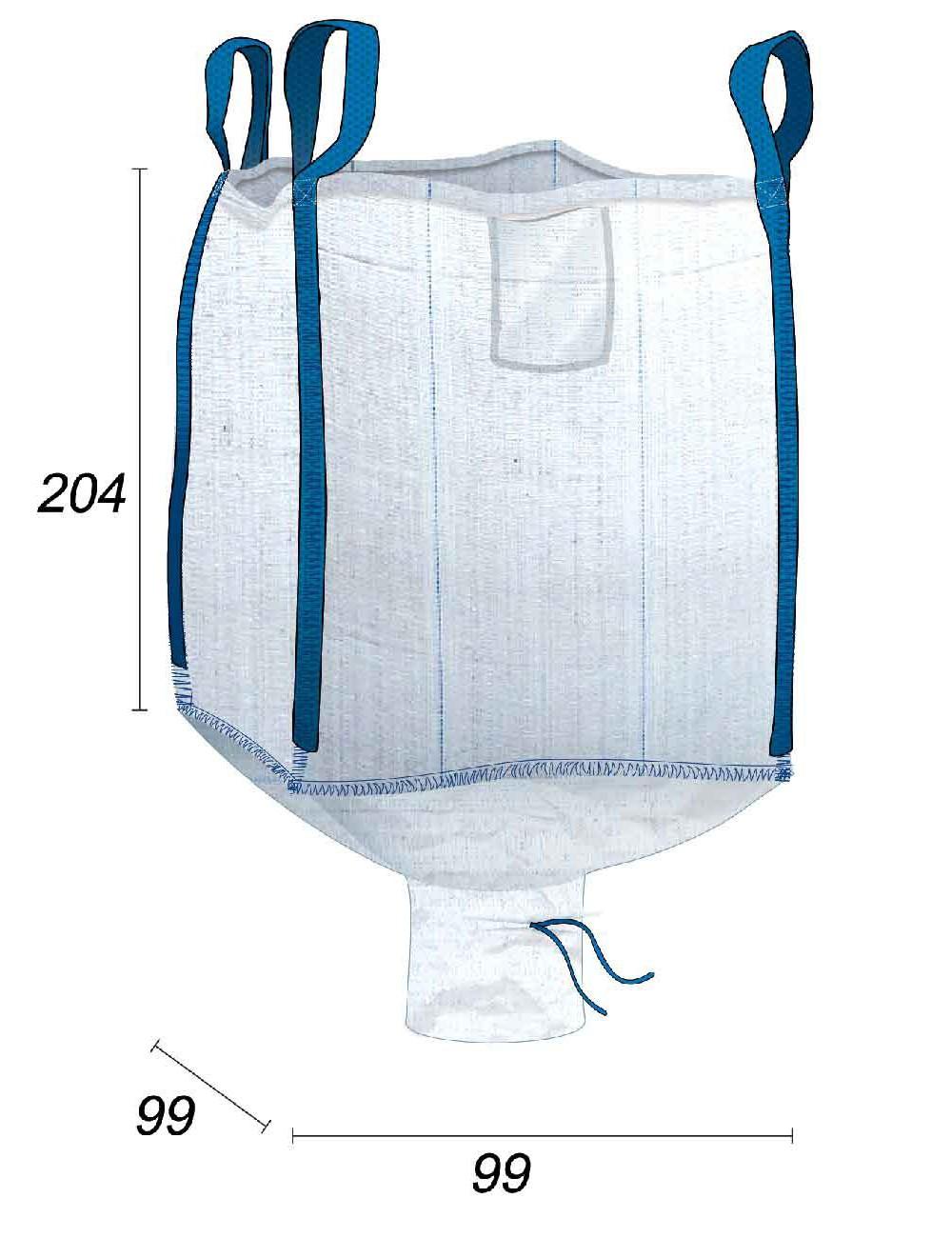 Big Bag Matériaux pour Grande Contenance