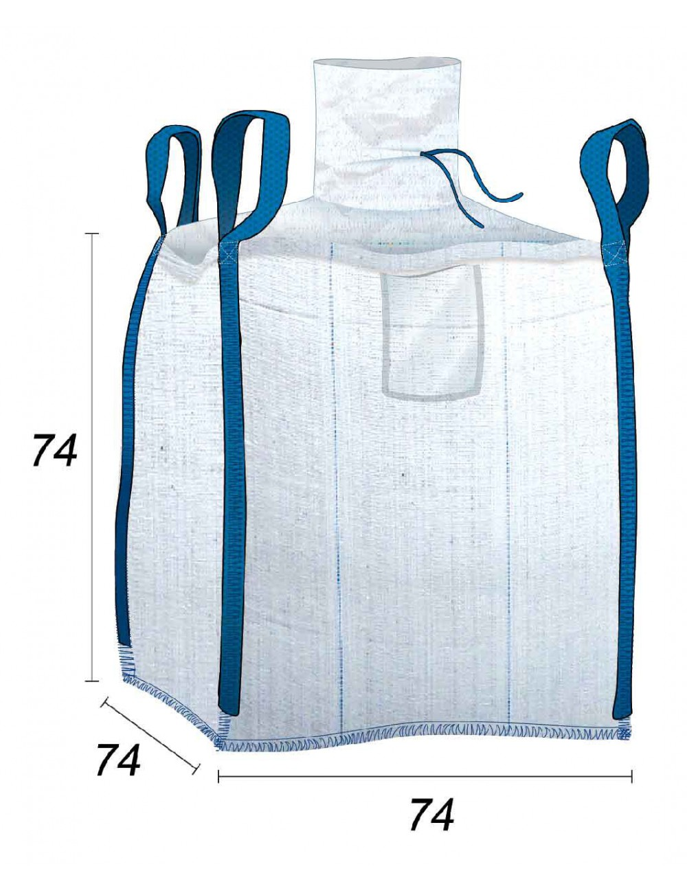 Big Bag Etanche Couture Anti-Fuite