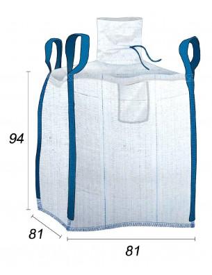 Big Bag Laminée Etanche & Coutures anti-fuite