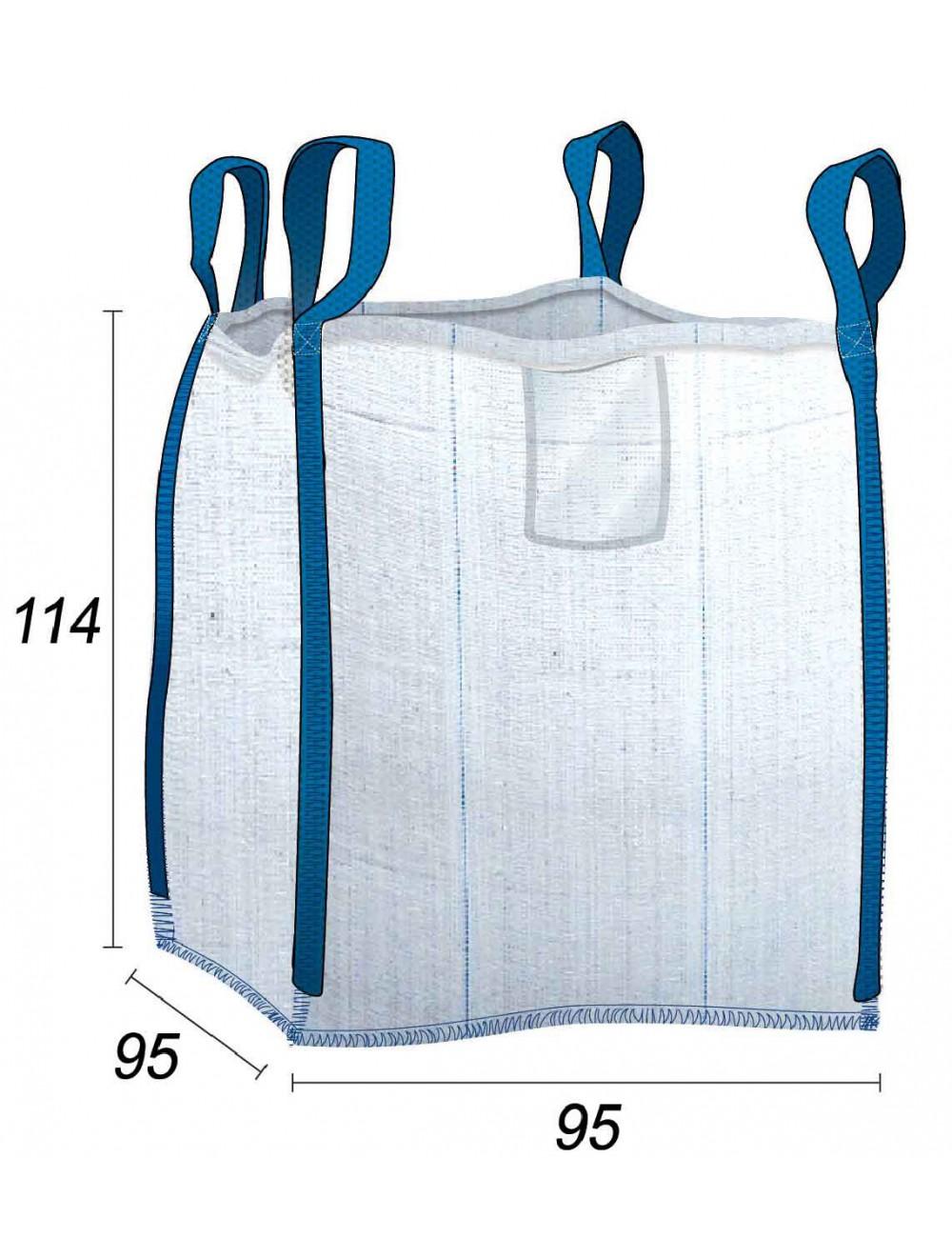 Big Bag Corps étanche avec coutures Anti-Fuite