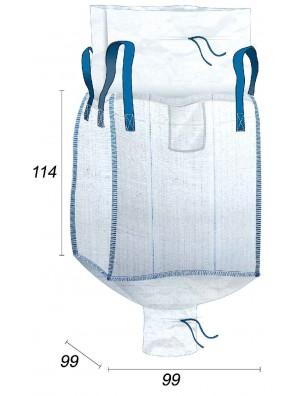 Big Bag Agréé Alimentaire & Etanche