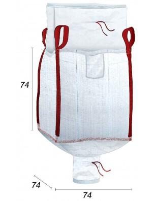 Big Bag Double paroi avec sache PE interne