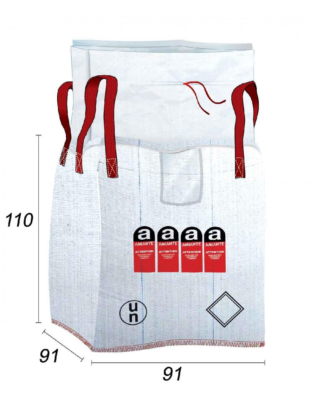 Big Bag Amiante 1m3