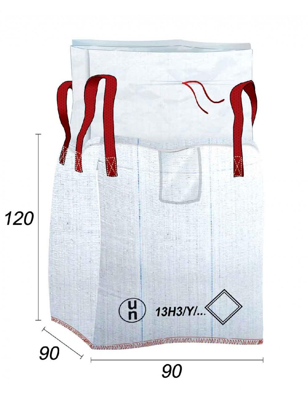 Big Bag 13H3Y - Déchets & Produits Classés ADR