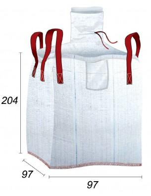 Big Bag Doublé avec sache interne de protection