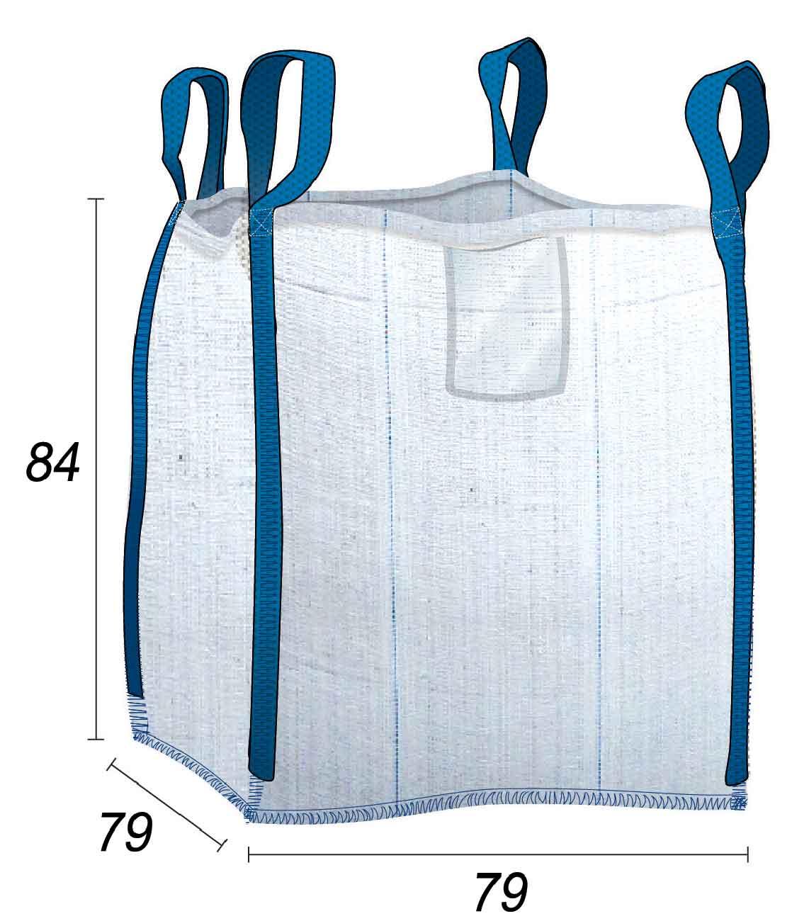 Big bag U+2 Panel
